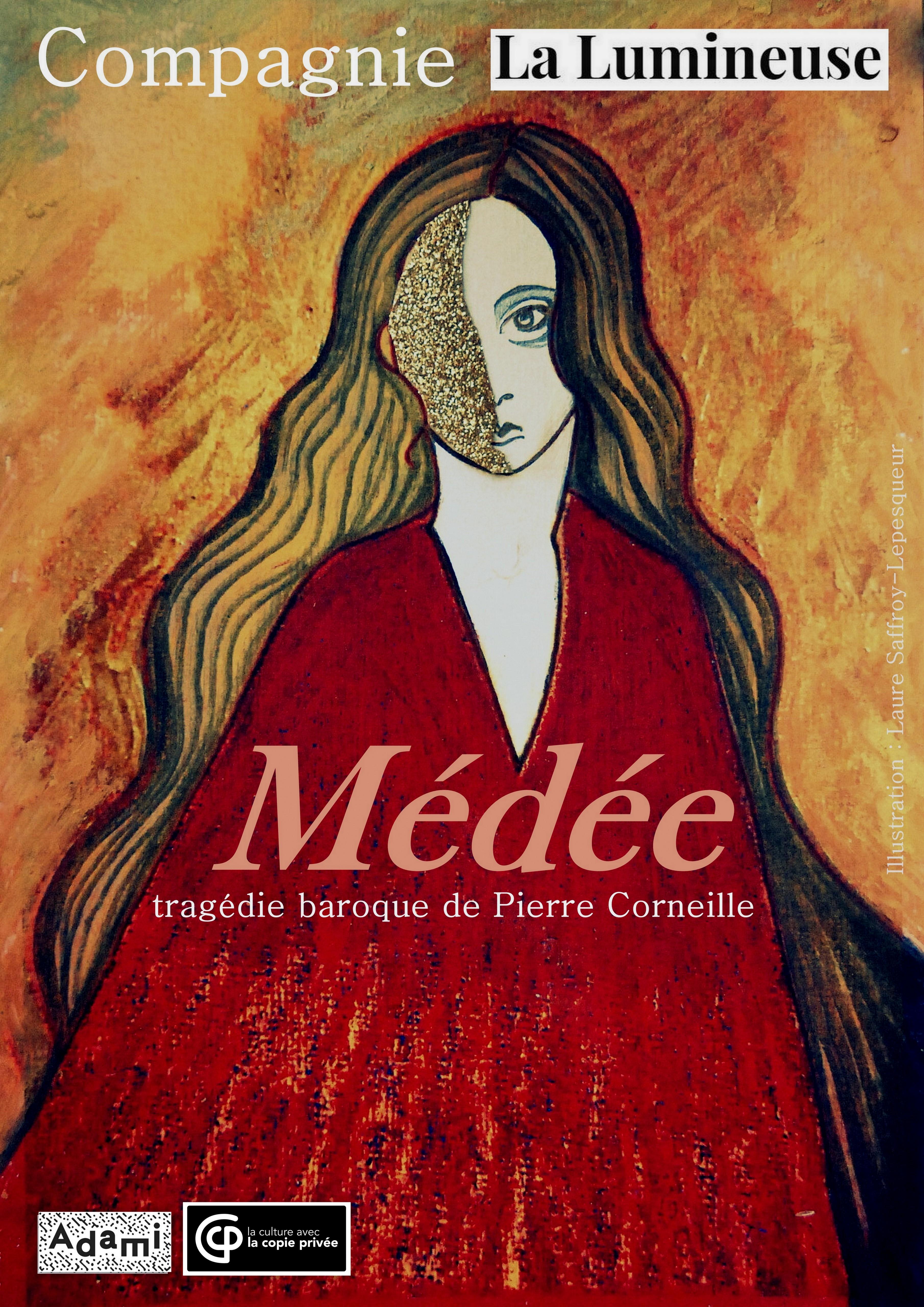 affiche MEDEE HD